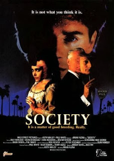 'Society' (1989):  Group Sex, Incest and Ritual Sacrifice
