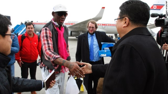 When Celebrity Meets Brutality: Rodman Not First to Mix With Repressive Regimes