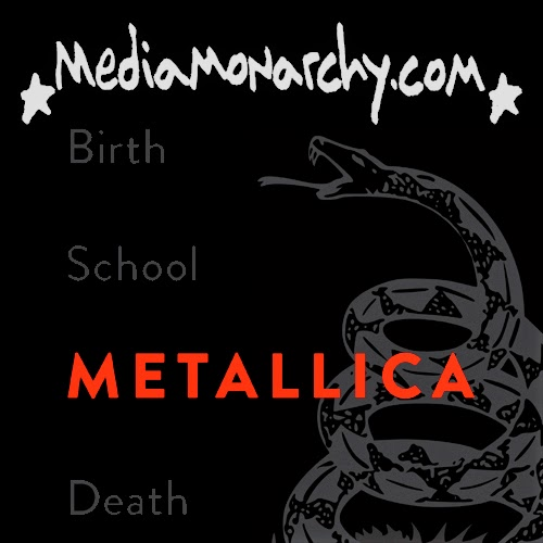 Interview w/ Paul Brannigan of 'Birth School Metallica Death'