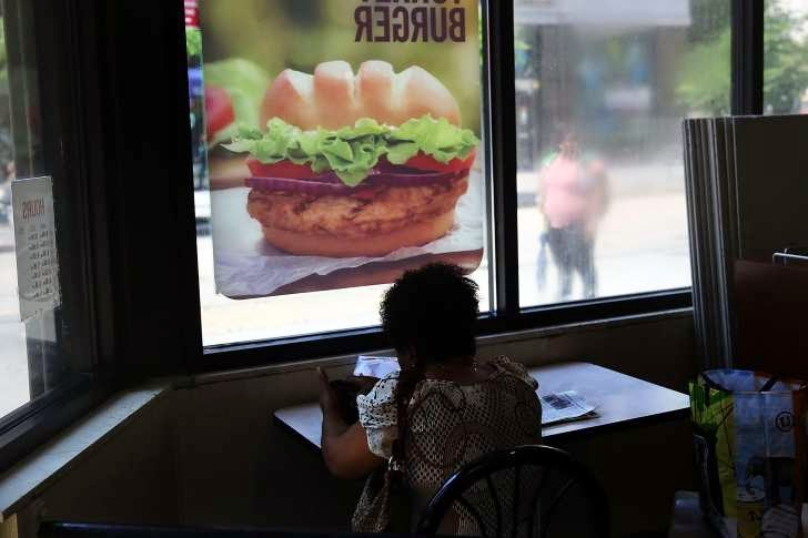The Slow Decline of #FastFood In America