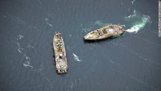 Sweden Confirms Foreign Sub In Its Waters