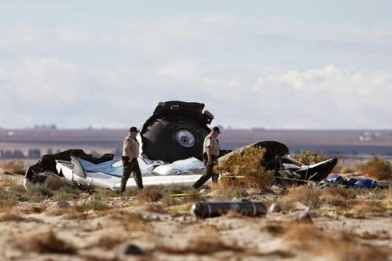 Branson Determined to Find Cause of #Virgin Spaceship Crash