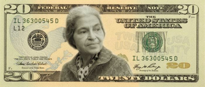 Campaign Pushes For a Woman's Face on $20 Bill