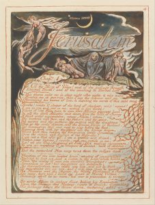 Did Poet William Blake Call Out Elite Child Abuse In 'Jerusalem'?