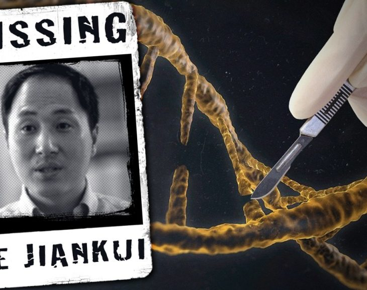 #NewWorldNextWeek: Scientist Announces Gene-Edited Babies, Goes Missing (Video)