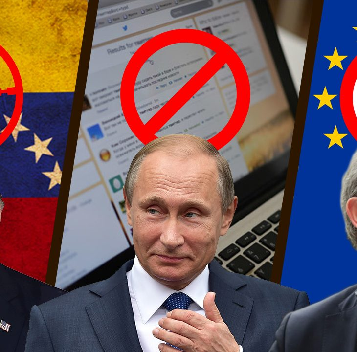 #NewWorldNextWeek: Continuing Coups, Kremlin Kontrol & Copyright Crackdown (Video)