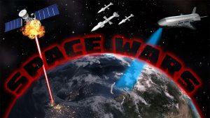 #NewWorldNextWeek: Space Wars, 9/11 Firefighters, Pfizer Patents (Audio)