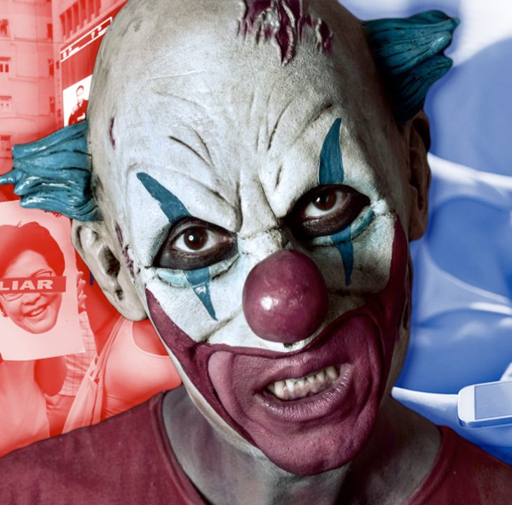 #NewWorldNextWeek: Welcome to Clown World (Video)