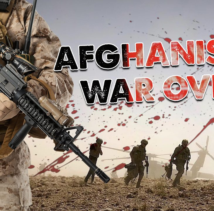 #NewWorldNextWeek: The Afghanistan War Is Over!!! (…if THEY want it) (Video)
