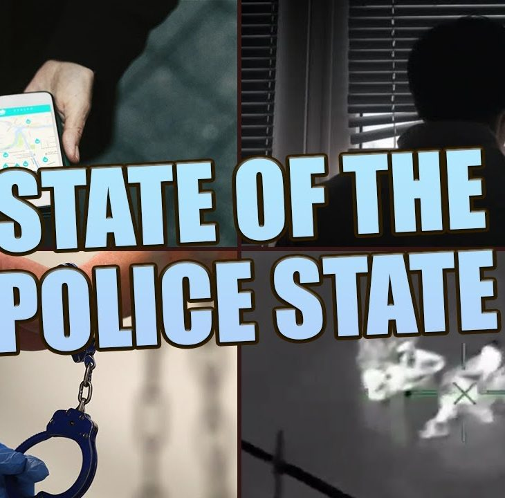#NewWorldNextWeek: The State of the Police State (Video)