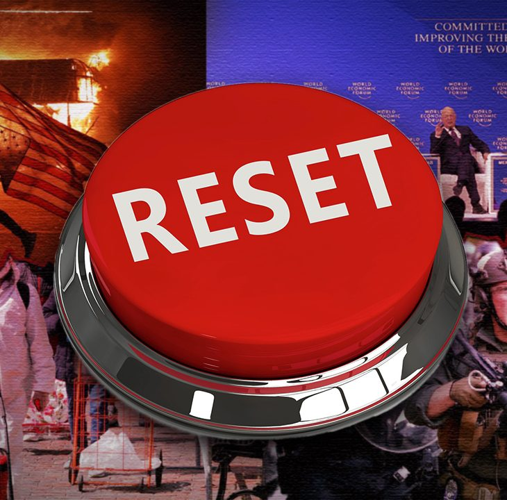 #NewWorldNextWeek: This Is #TheGreatReset. You Have Been Warned. (Video)