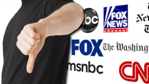#NewWorldNextWeek: Trust in News Media Continues to Plummet (Video)
