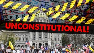 #NewWorldNextWeek: Judge Rules COVID Lockdown Unconstitutional (Video)
