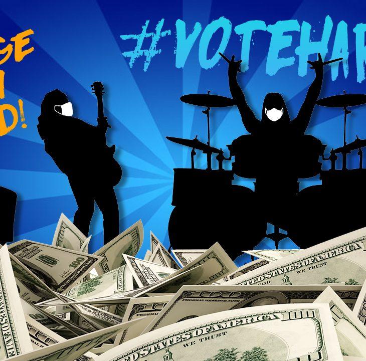 """#NewWorldNextWeek: Fake Musical """"Rebels"""" Cash in on Orange Man Bad (Video)"""