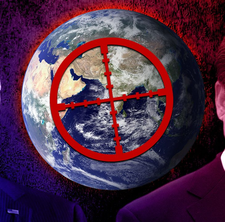 """#NewWorldNextWeek: The Globalists Prepare War on """"Domestic Terrorism"""" (Video)"""