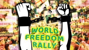 #NewWorldNextWeek: World Wide Rally For Freedom (Video)