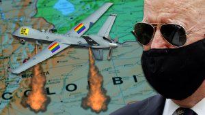 #NewWorldNextWeek: Biden Sprays Colombia (Video)