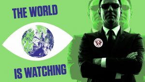 #NewWorldNextWeek: MI6 Admits to