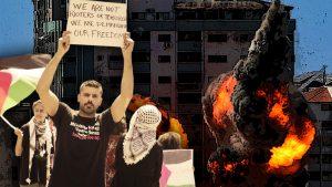 #NewWorldNextWeek: People Rising in Solidarity Against ZioMedia (Video)