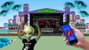 #NewWorldNextWeek: Take Me To Your Vaxxapalooza (Video)