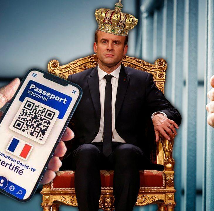 #NewWorldNextWeek: Will France Submit to COVID Tyranny? (Video)