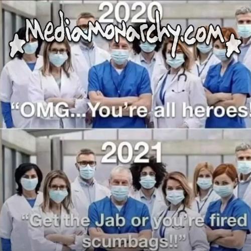 #MorningMonarchy: August 18, 2021