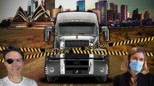 #NewWorldNextWeek: FDA Approval, Suppressed Research, Truckies Blockade (Audio)