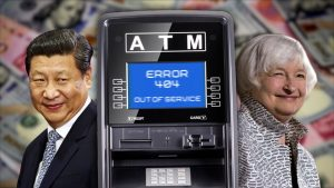 #NewWorldNextWeek: Bankster Outages, Belt & Road Boondoggles, $600 Snitches (Audio)