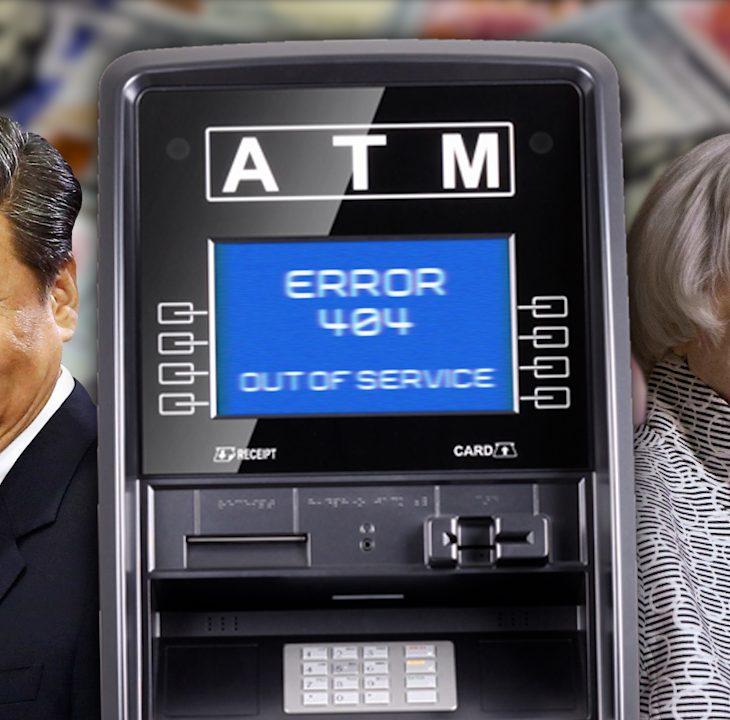 #NewWorldNextWeek: Bankster Problems Lead to Bankster Solutions (Video)